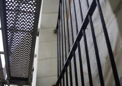 Restauration de grille de Chapelle