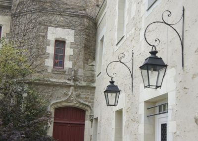 Luminaires restaurés