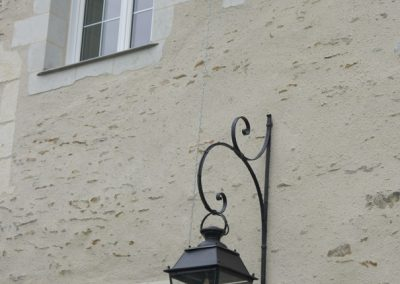 Lumiaires et support de cloche